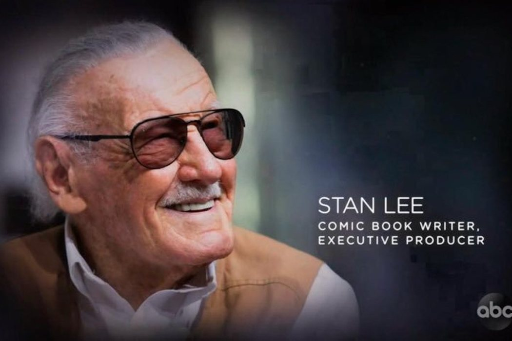 Stan Lee en el In Memoriam