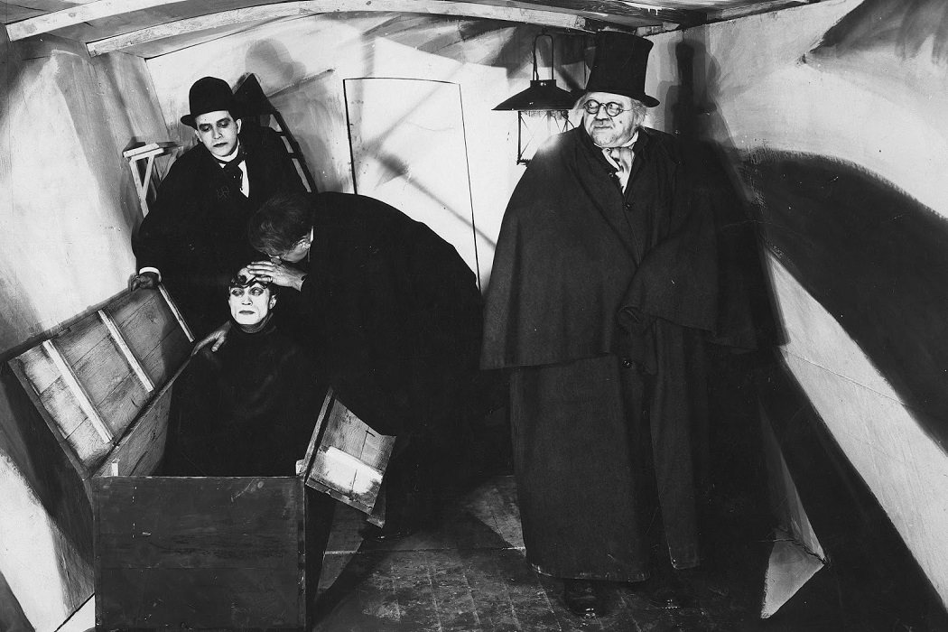 'El gabinete del doctor Caligari'
