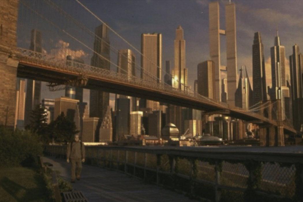 Unas Torres Gemelas del futuro que ya no existen