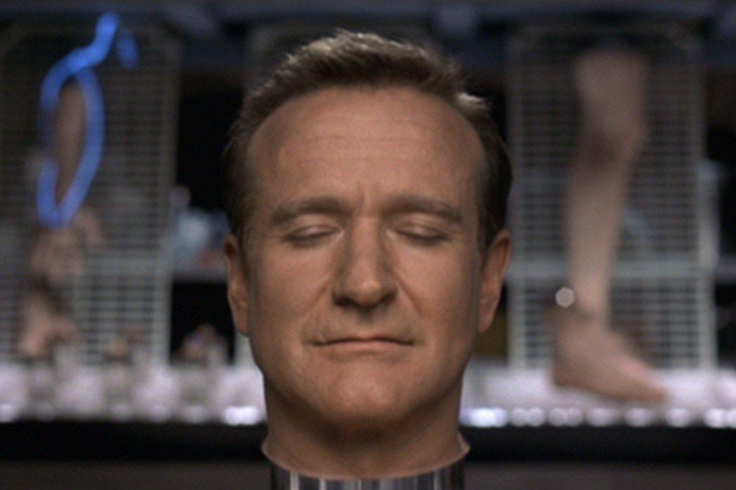 La nueva decepción de Robin Williams con Disney