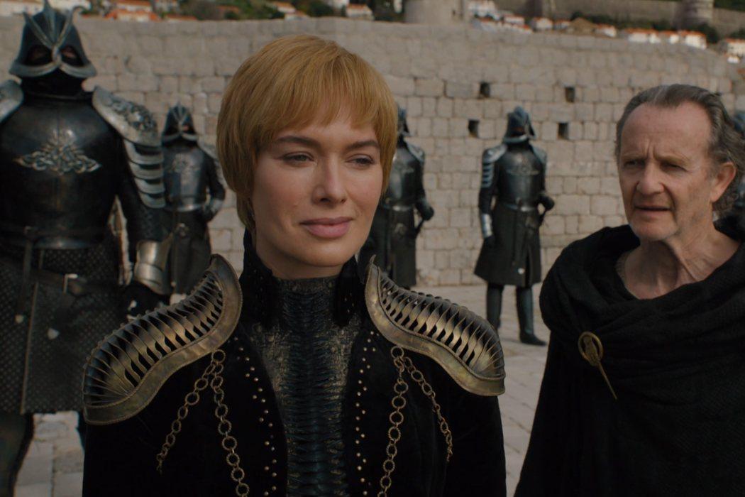 Cersei, Reina en Desembarco
