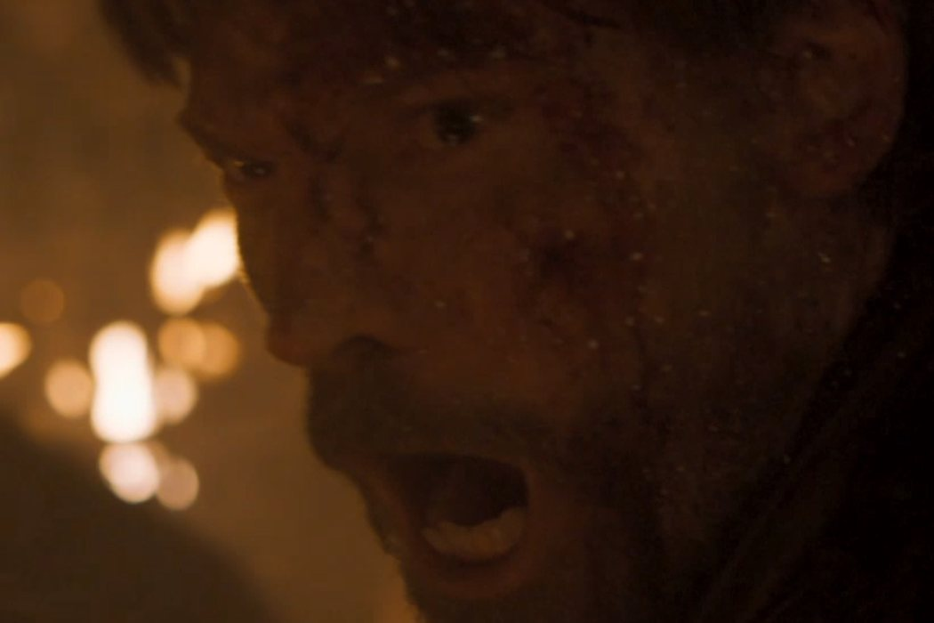 Jamie Lannister en batalla