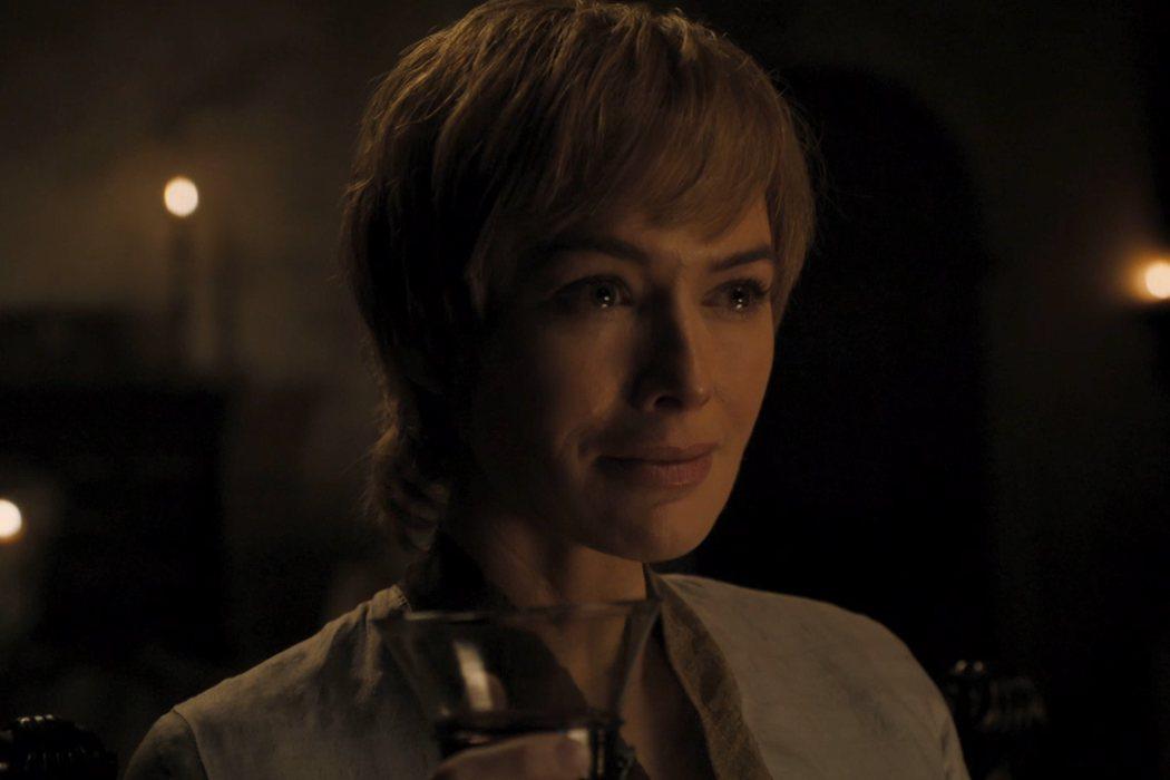 Cersei, ¿llorando?