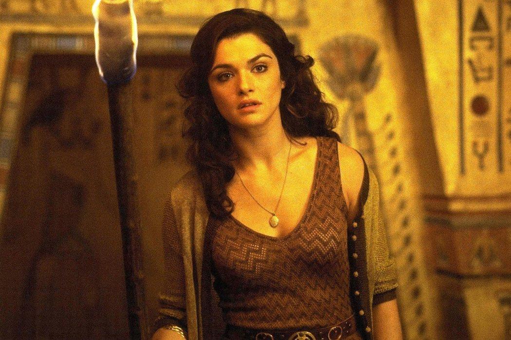 Evelyn Carnahan en 'La momia' (1999)