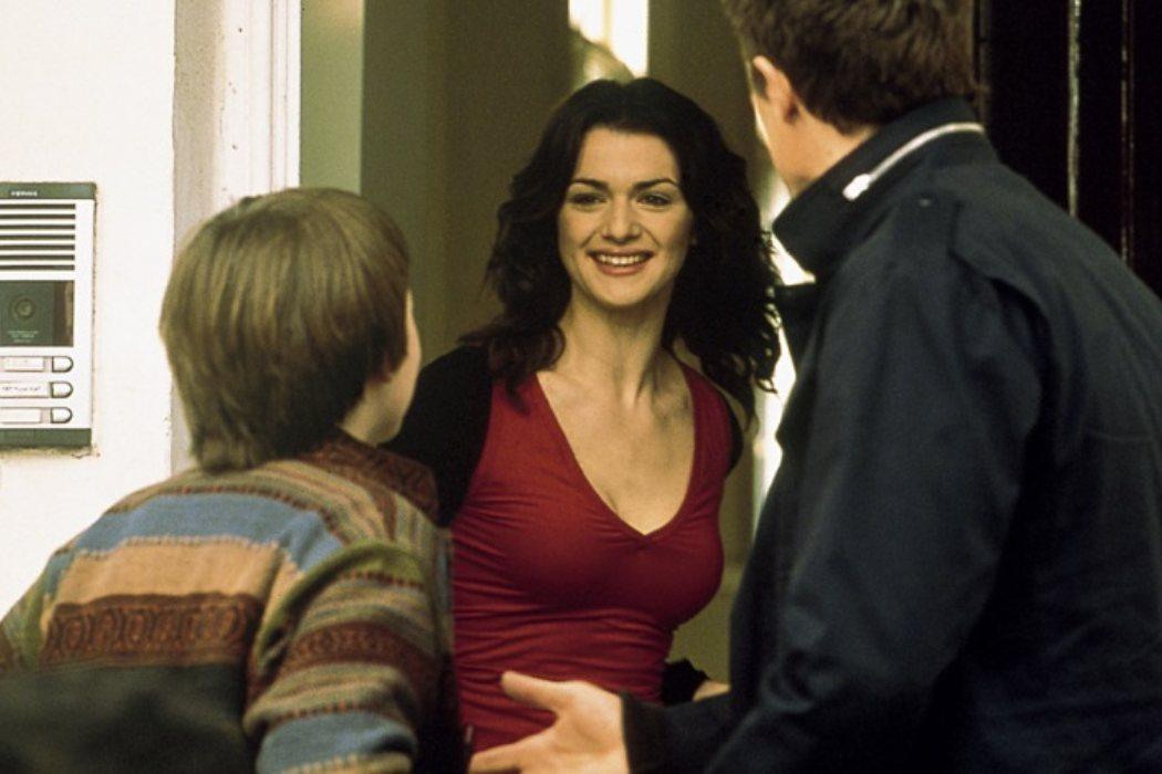 Rachel en 'Un niño grande'