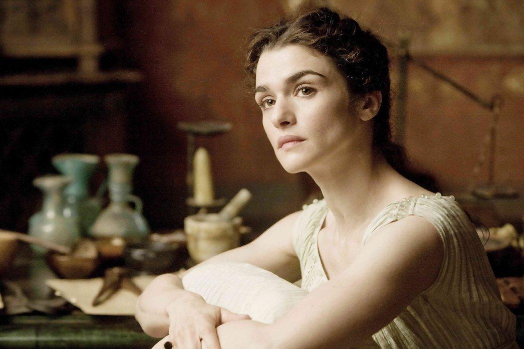 Hipatia de Alejandría en 'Ágora' (2009)