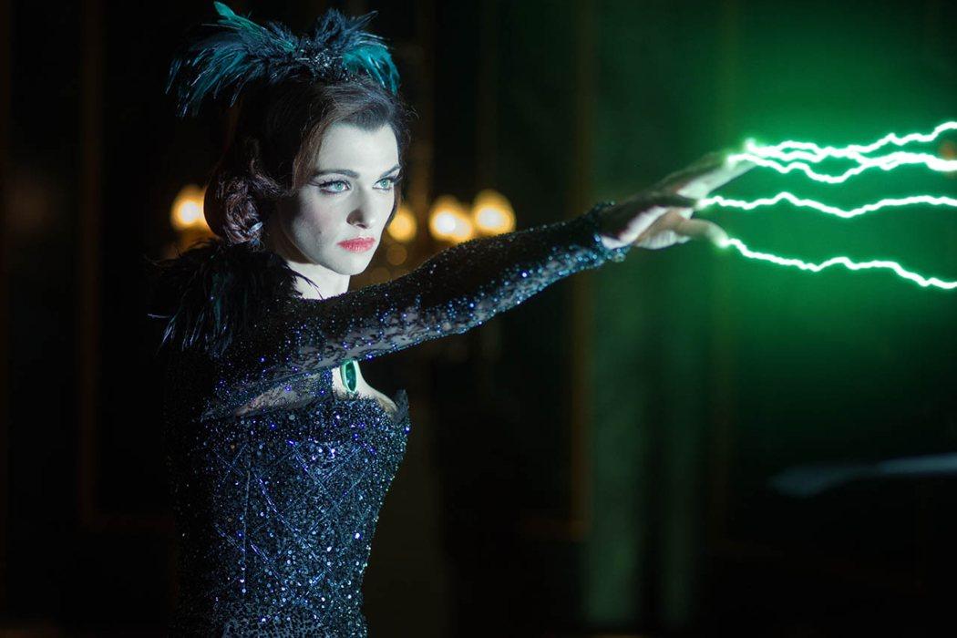 Evanora en 'Oz, un mundo de fantasía' (2013)