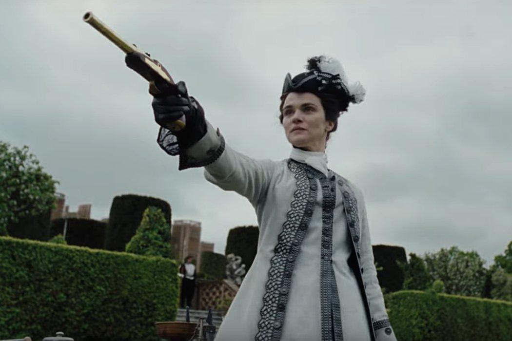 Duquesa de Marlborough en 'La favorita' (2018)