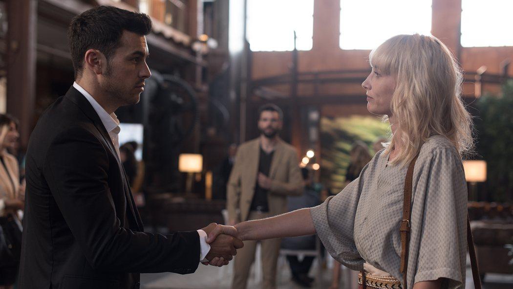 Encuentro entre Marco y Carol