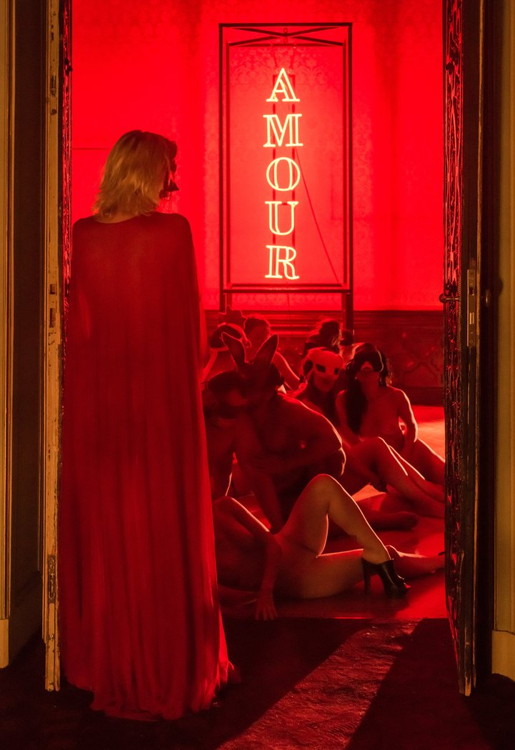 El club privado