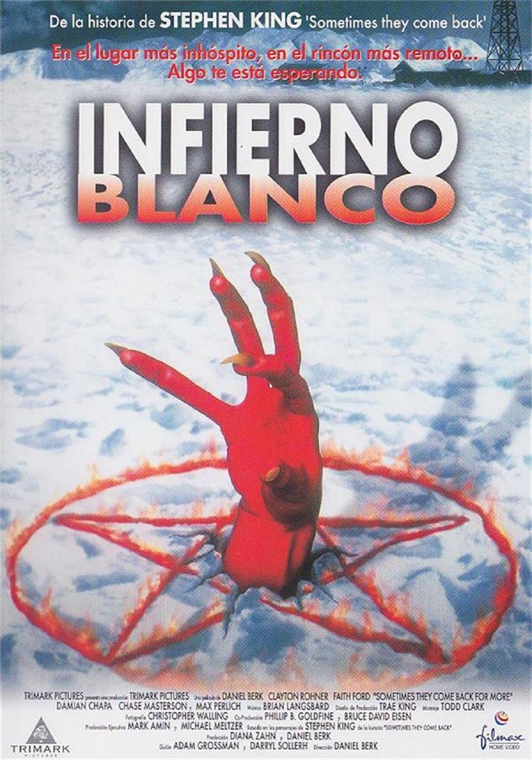 'Infierno blanco'