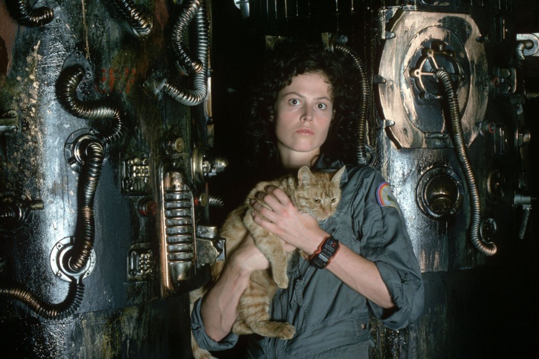 'Alien, el octavo pasajero'
