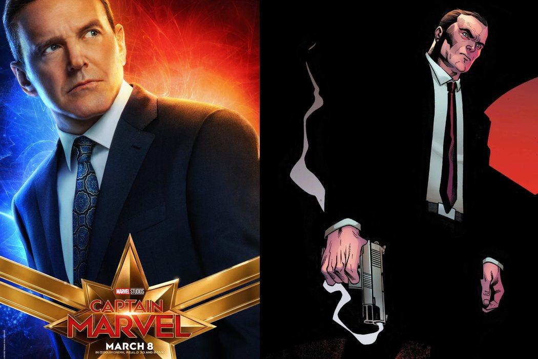 Phil Coulson (Clark Gregg)