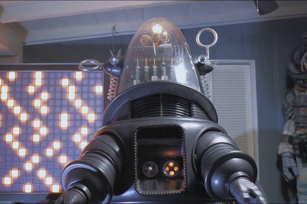 Robby, el robot icónico