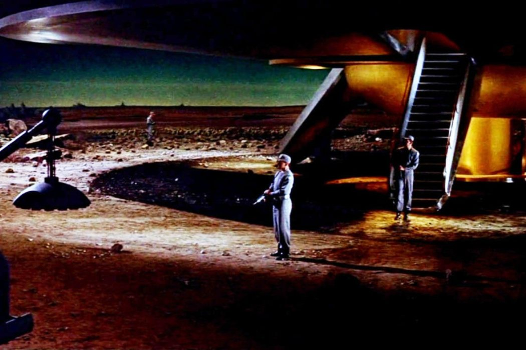 Referente para 'Star Trek' y Kubrick