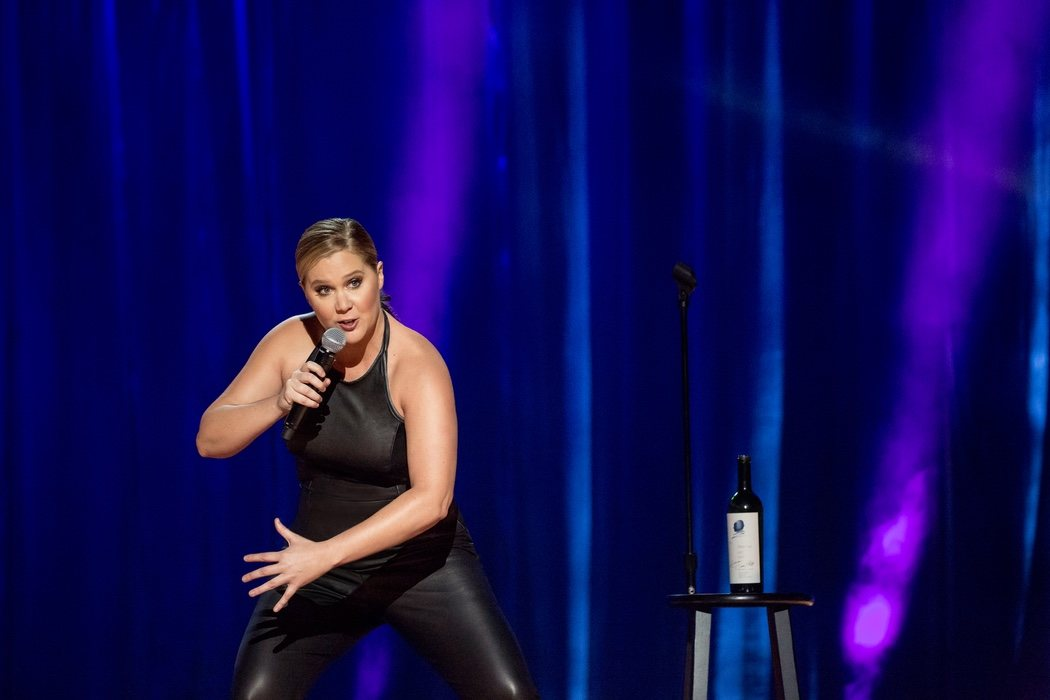 Amy Schumer - 'The Leather Special'