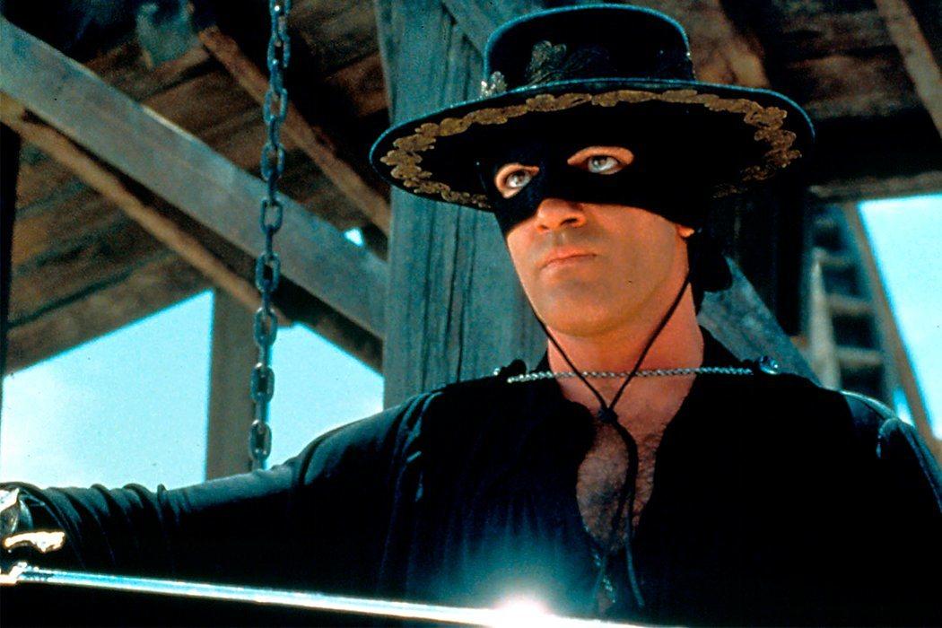 'La máscara del Zorro'