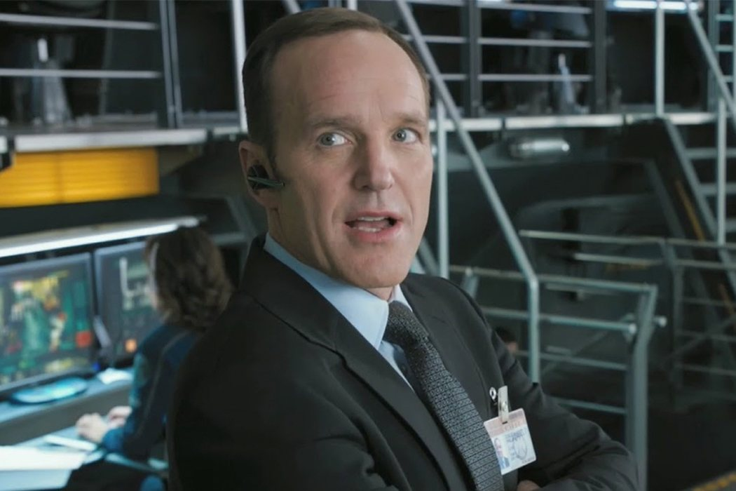Phil Coulson (Clark Gregg)