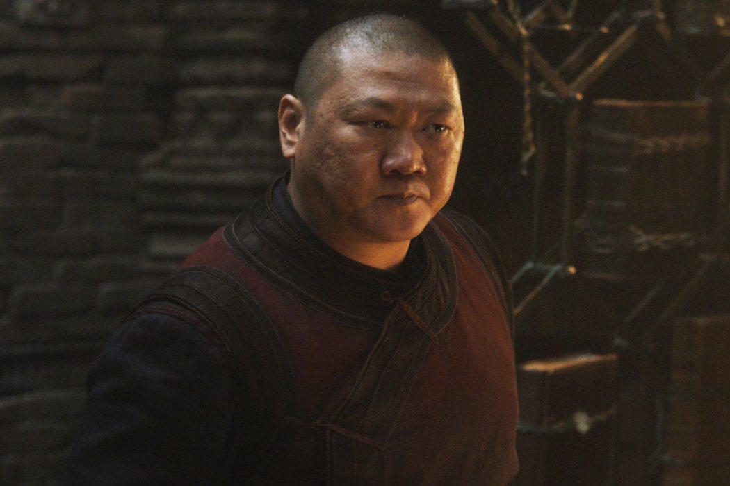 Wong (Benedict Wong)