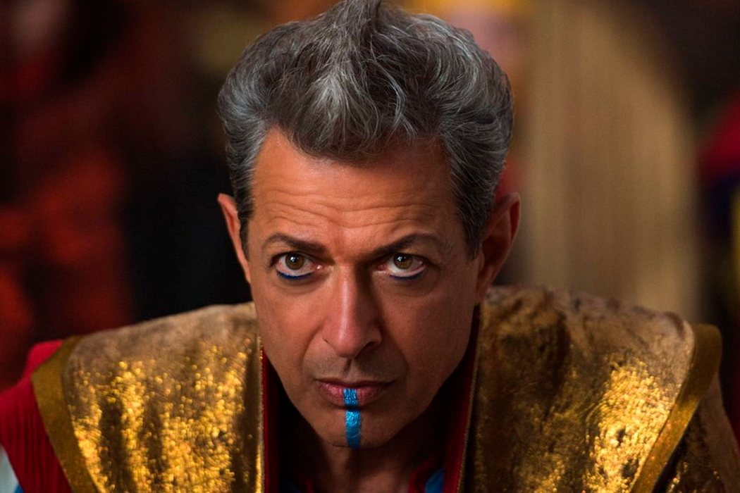 El Gran Maestro (Jeff Goldblum)