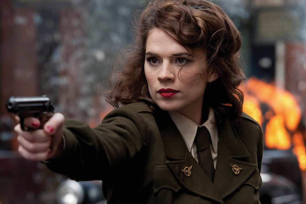 Peggy Carter (Hayley Atwell)