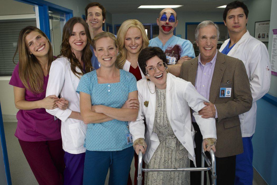 Dra. Cat Black en 'Hospital de niños' (2008 - 2016)