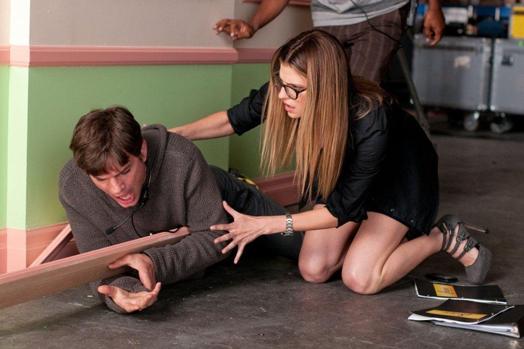 Lucy en 'Sin compromiso' (2011)