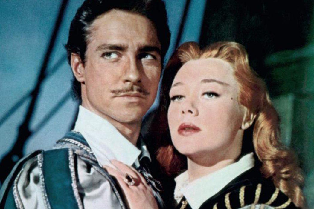'La espada y la rosa' (1953)