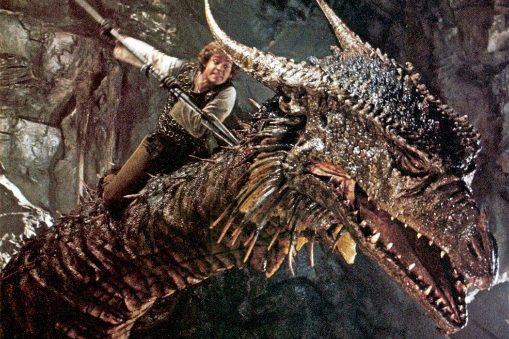 'El dragón del lago de fuego' (1981)