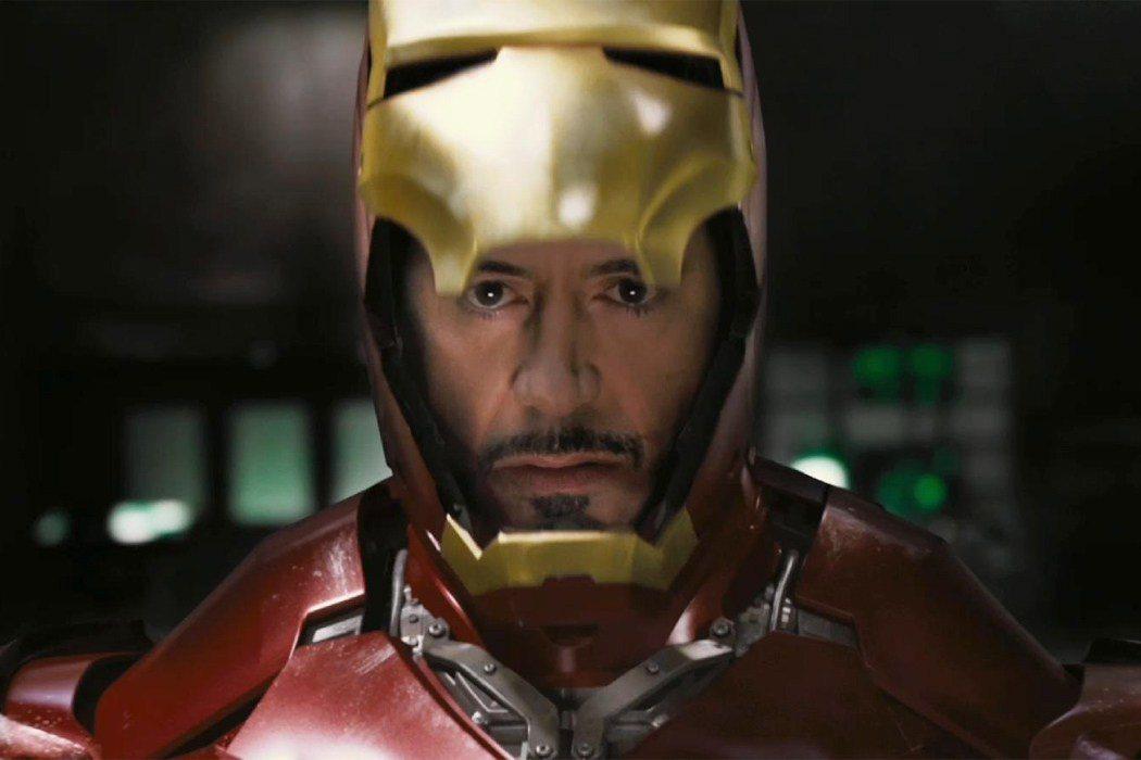 'Iron Man'