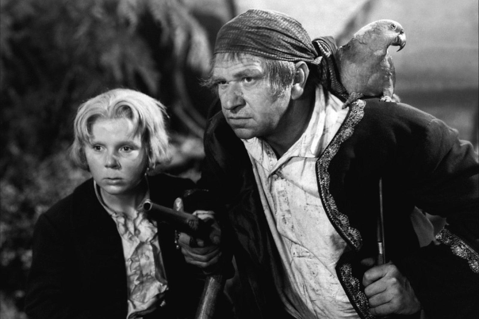 'La isla del tesoro' (1934)