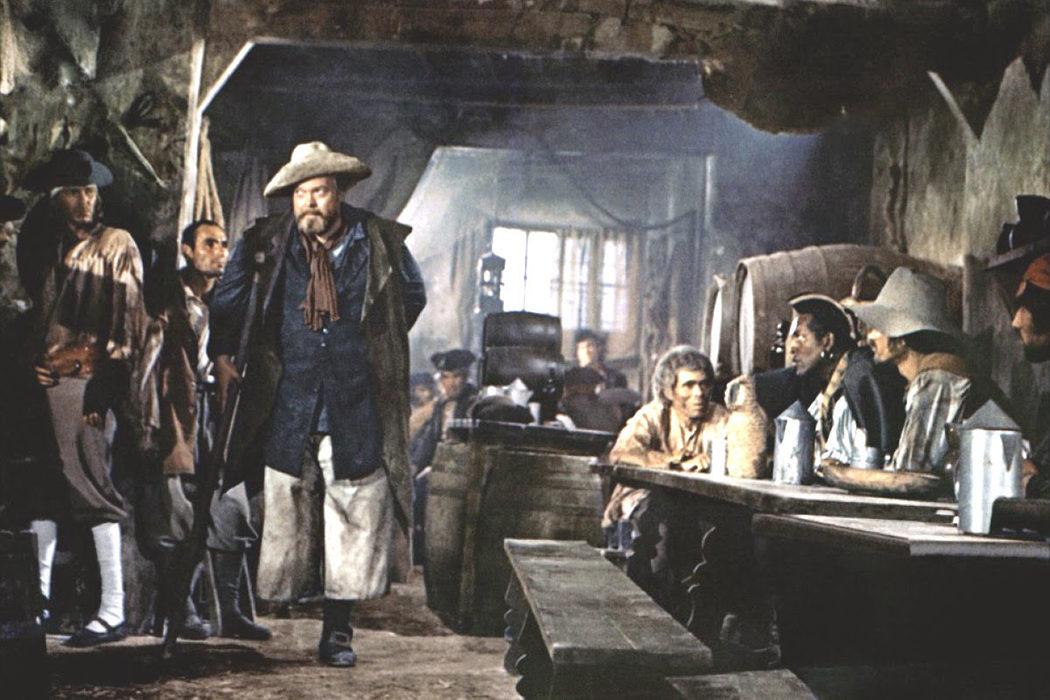 'La isla del tesoro' (1972)