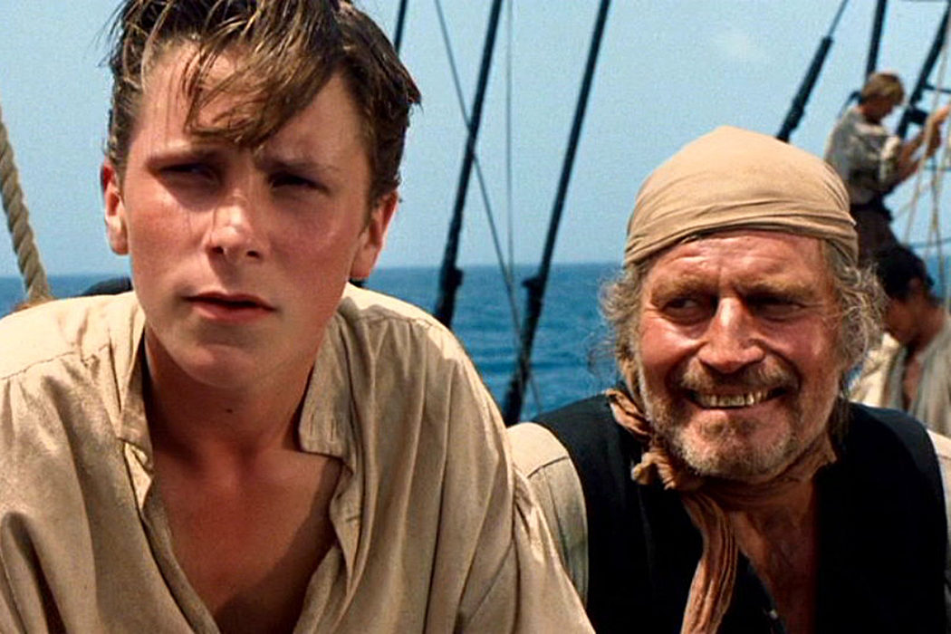 'La isla del tesoro' (1990)