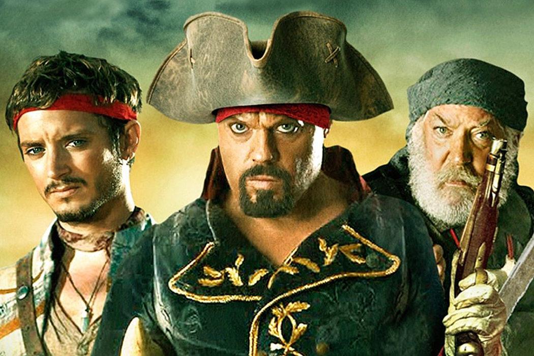 'La isla del tesoro' (2012)