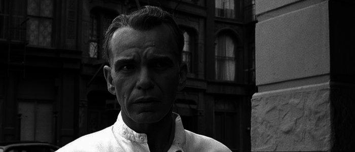 'El hombre que nunca estuvo allí': anécdota en blanco y negro