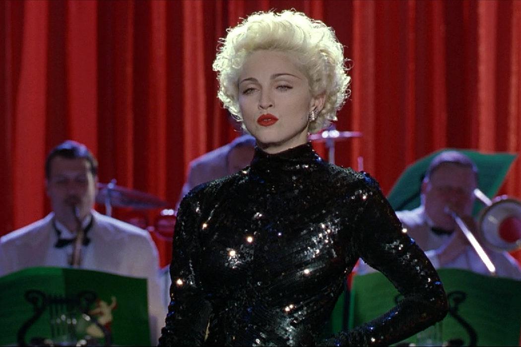 Madonna: El cuerpo del delito