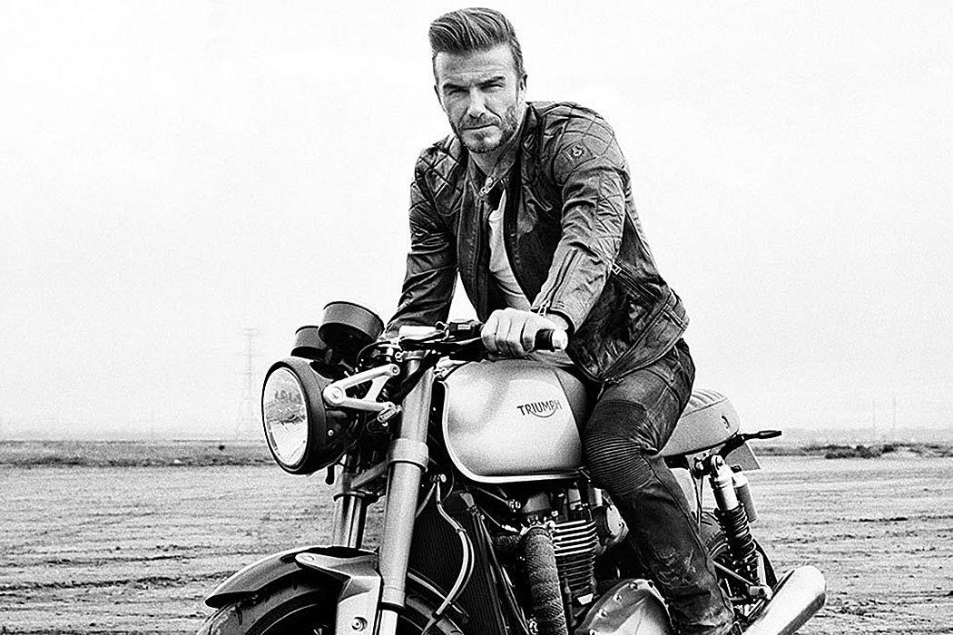 David Beckham: Chupando banquillo