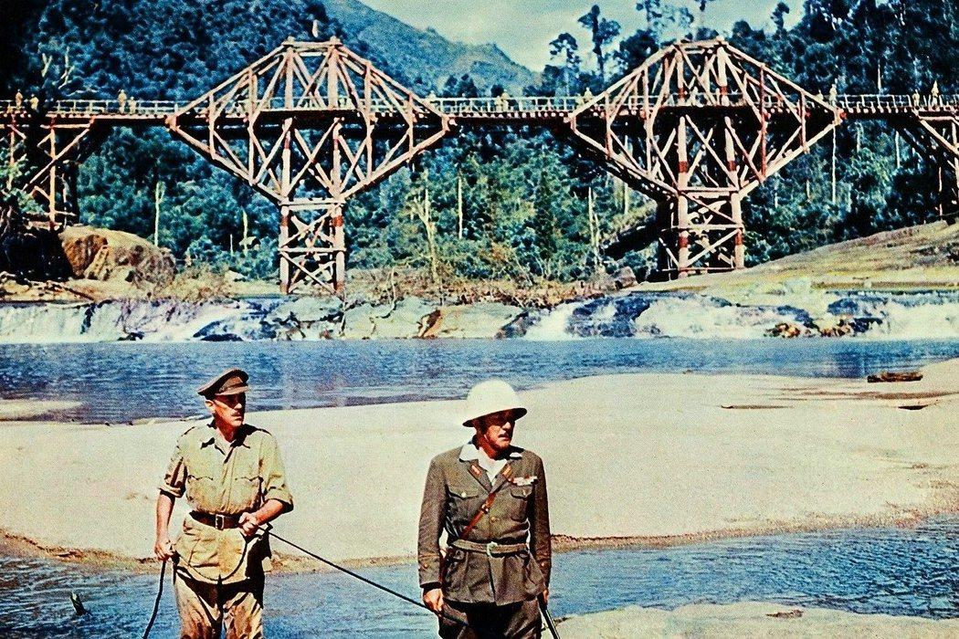 'El puente sobre el río Kwai'