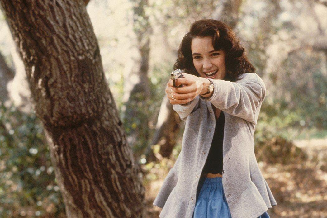 Winona Ryder, fan absoluta