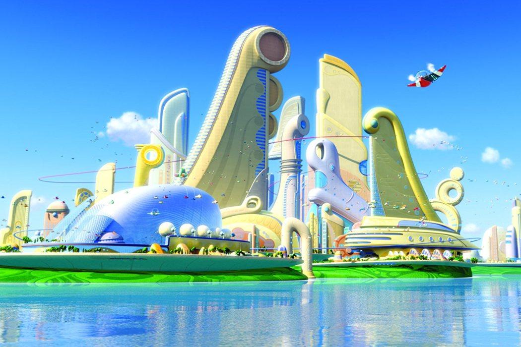 Inspirándose en Tomorrowland