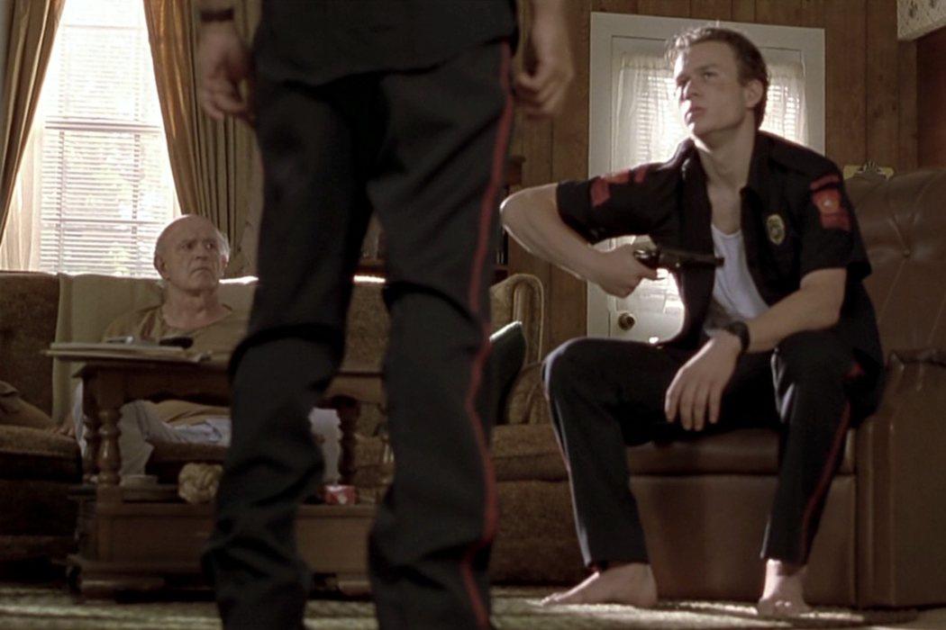 Sony Grotowski en 'Monster's Ball' (2001)