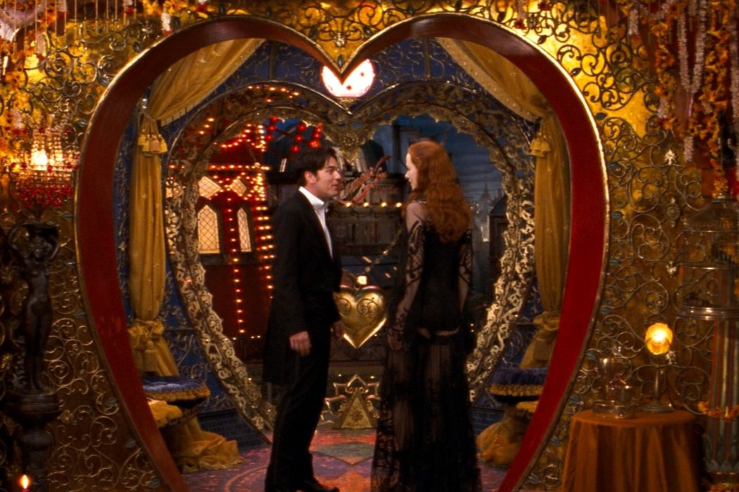 Satine ('Moulin Rouge')