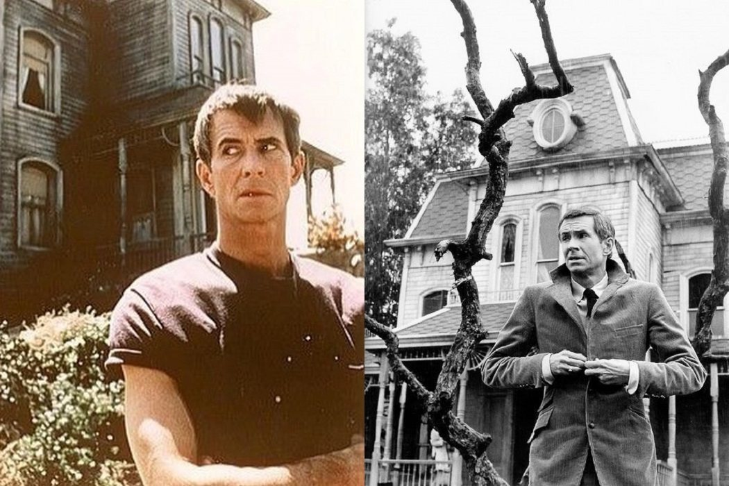 Anthony Perkins en 'The Horror Show'