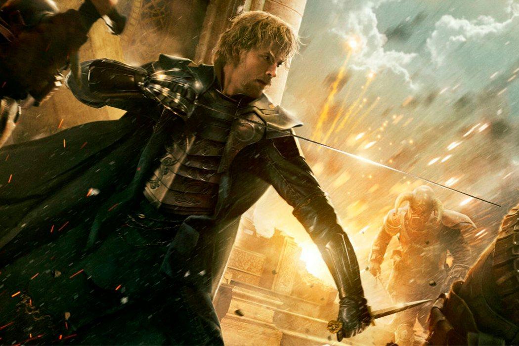 Su olvidado papel en 'Thor: El mundo oscuro'
