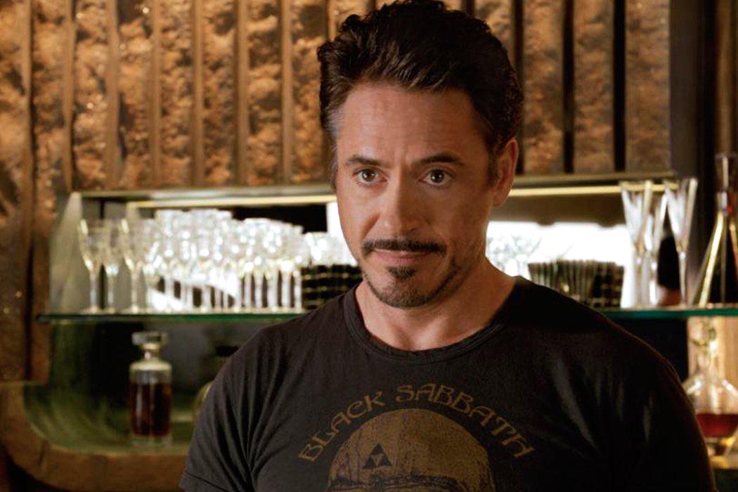 Tony amenaza a Loki