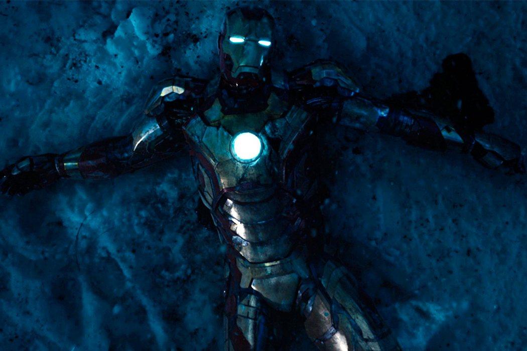 Tony sin armadura en 'Iron Man 3'