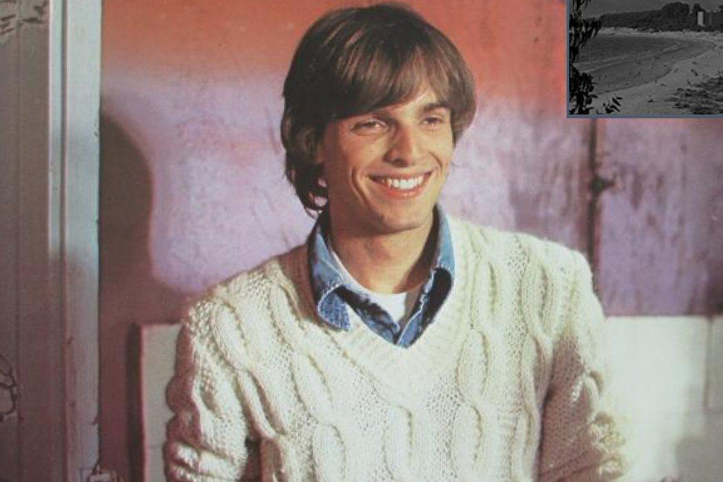 'Sentados al borde de la mañana con los pies colgando' (1978)