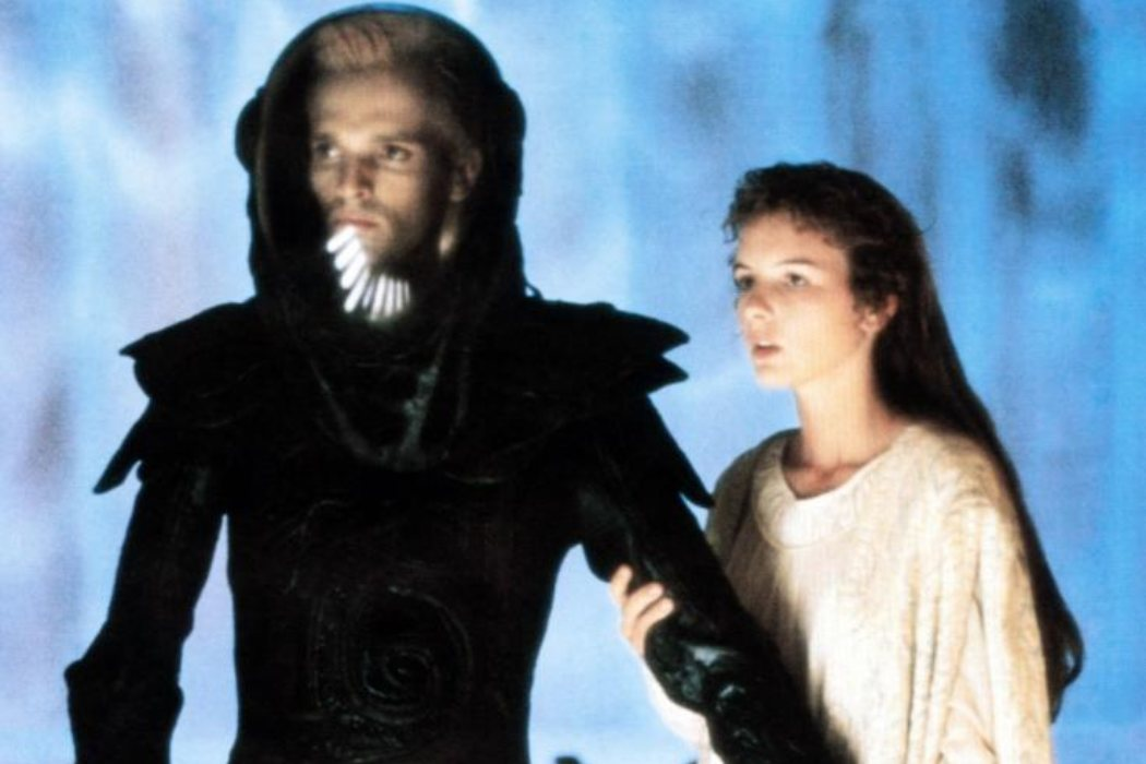 'El caballero del dragón' (1985)
