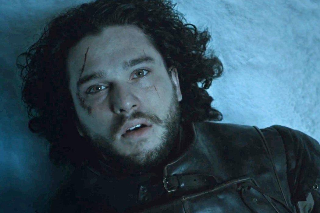 La muerte de Jon Nieve