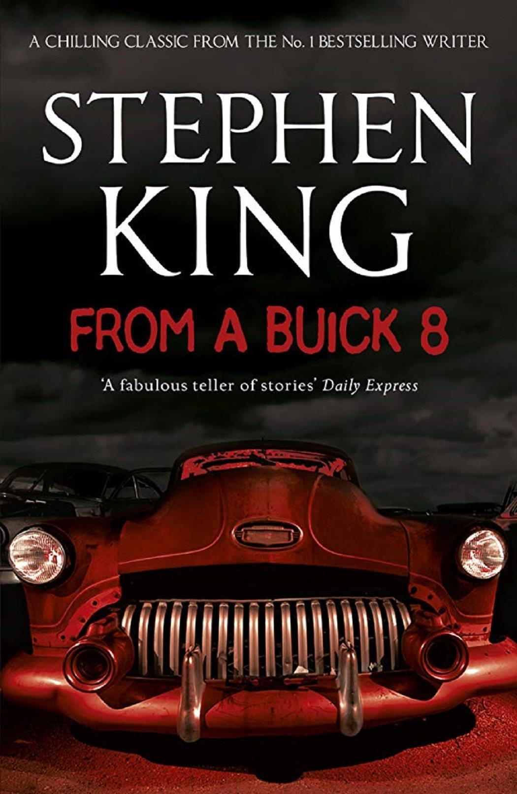 'Buick 8, un coche perverso'